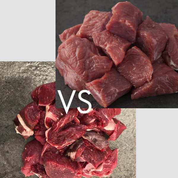 Goat Vs Mutton Challenge