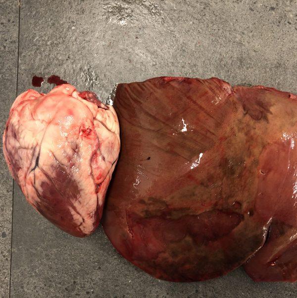 Goat Liver & Heart