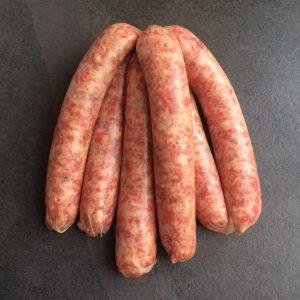 Goat Sausages