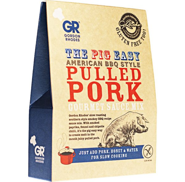 American Pulled Pork
