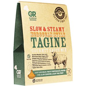 Slow Steamy Tagine