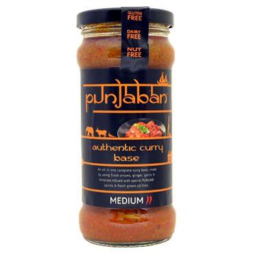 Punjaban Medium Curry Sauce