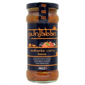 Punjaban Mild Curry Sauce