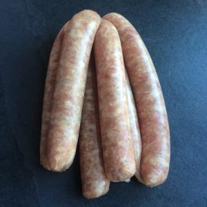 Gluten Free Pork Sausages