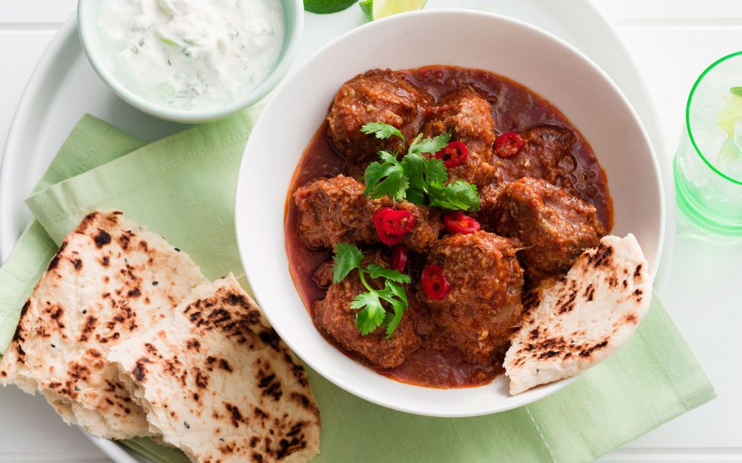 Slow Cooker Goat Curry