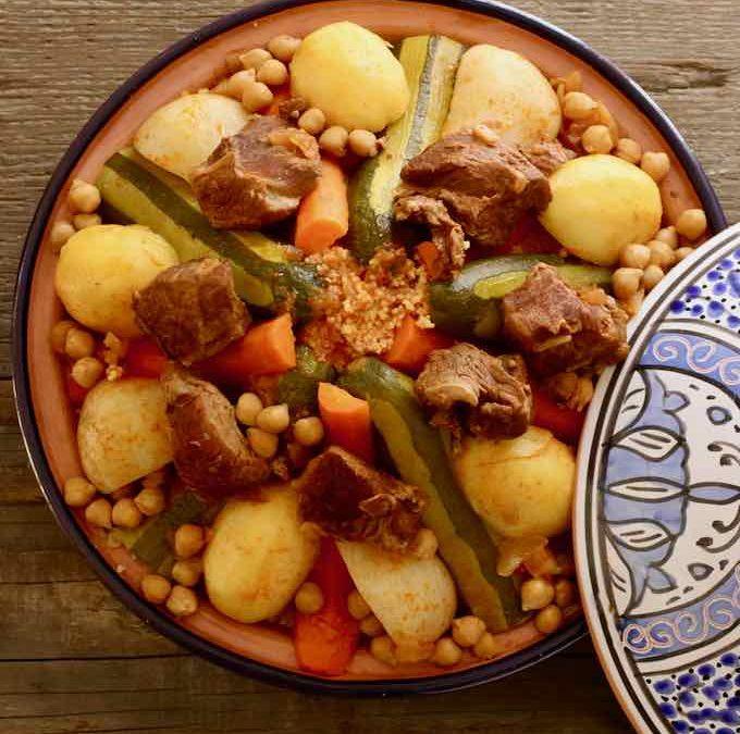 Tunisian Cous-Cous