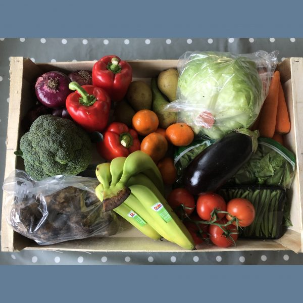 Large Veg and Fruit