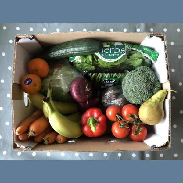 Small Veg and Fruit