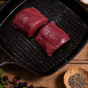 Venison_fillet_steaks