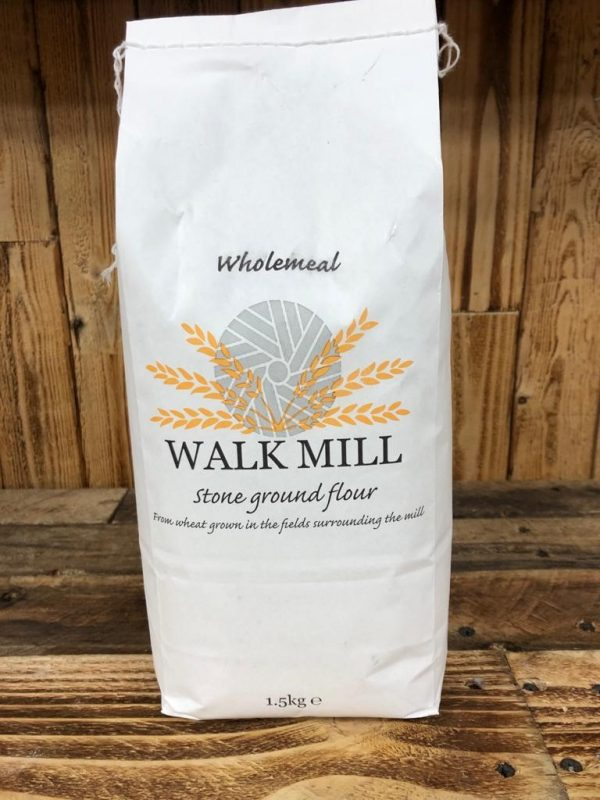 wholemeal flour