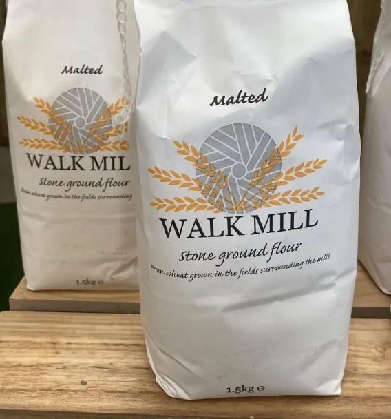 malted flour