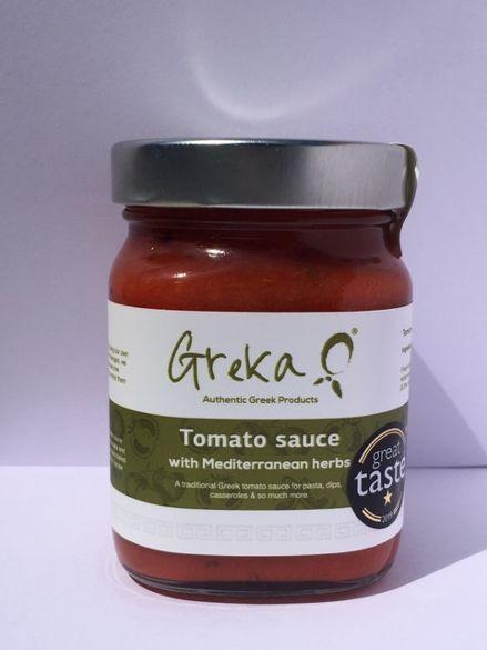 Greka sauce